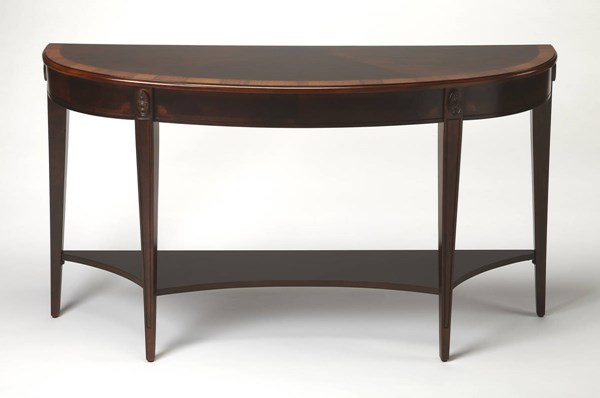 Butler Specialty Masterpiece Half Round Demilune Console Table BSF-4146211
