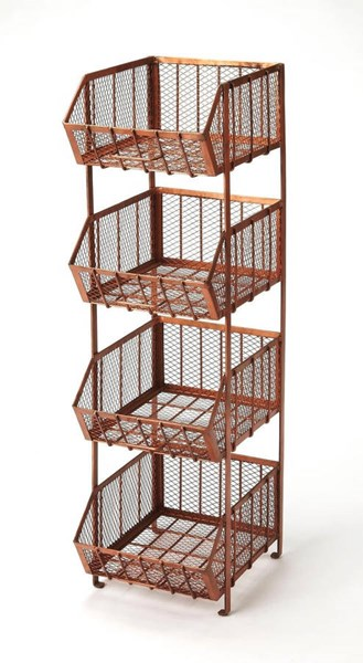 Butler Specialty Industrial Chic Storage Rack BSF-4340330