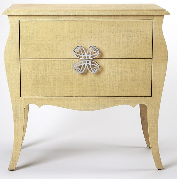Butler Specialty Loft Felicia Beige Accent Chest BSF-4367349