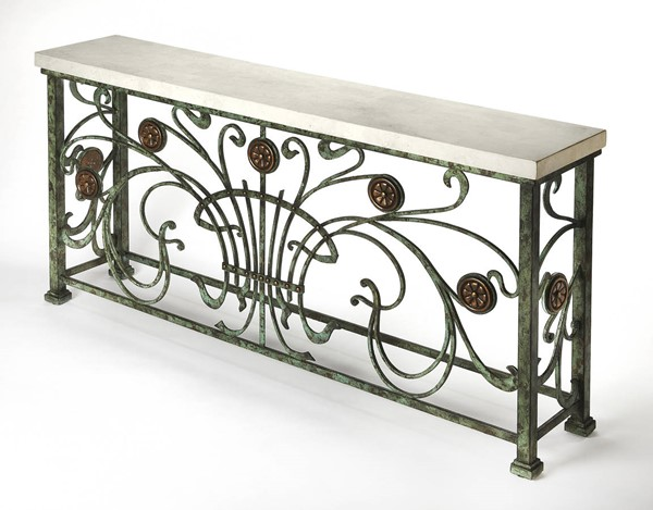 Butler Specialty Metalworks Ramona Console Table BSF-4386025