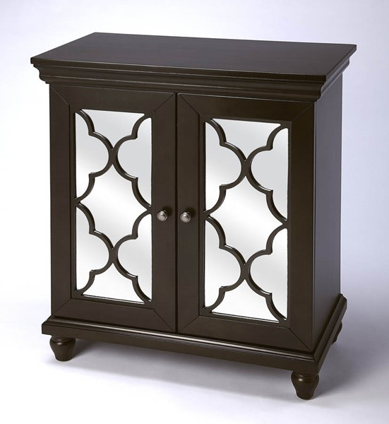 Butler Specialty Masterpiece Jocelyn Dark Brown Accent Cabinet BSF-4429117