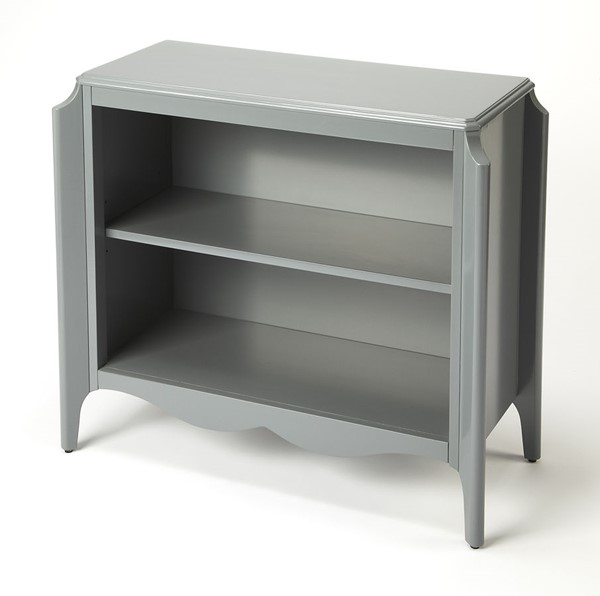 Butler Specialty Loft Wilshire Gray Bookcase BSF-4470329