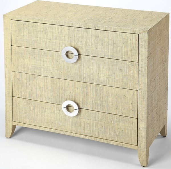 Butler Specialty Loft Amelle Beige Four Drawers Accent Chest BSF-4483349