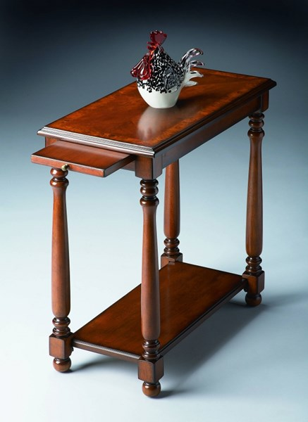 Masterpiece Devane Traditional Chairside Tables BSF-5017-ET-VAR