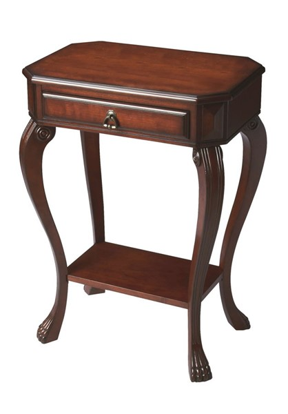 Butler Specialty Plantation Cherry Channing Console Table BSF-5021024