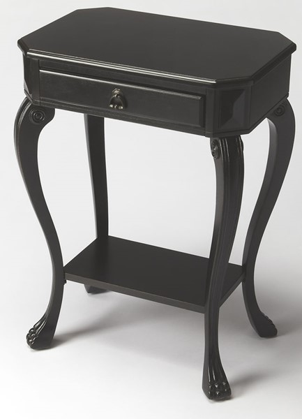 Butler Specialty Masterpiece Channing Black Console Table BSF-5021111
