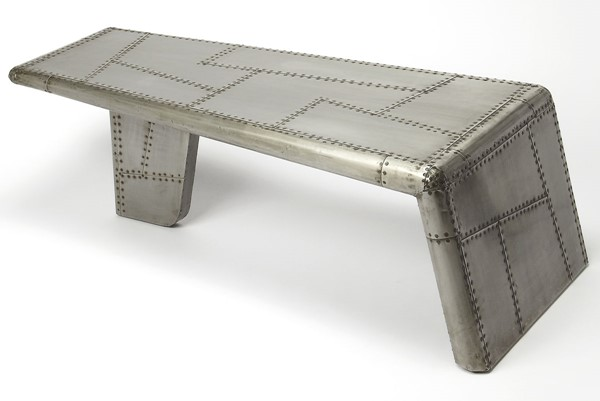 Butler Specialty Industrial Chic Yeager Cocktail Table BSF-5153330