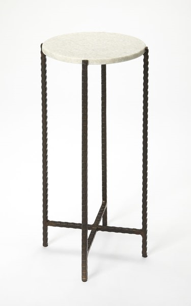Butler Specialty Butler Loft Nigella Marble Accent Table BSF-5245389
