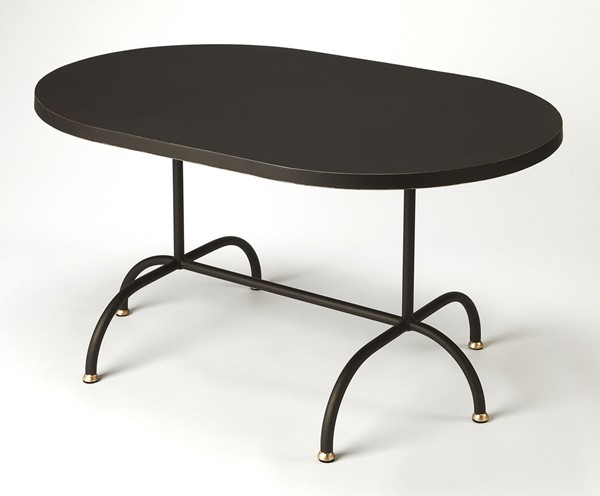 Butler Specialty Metalworks Cleo Black Coffee Table BSF-5314387