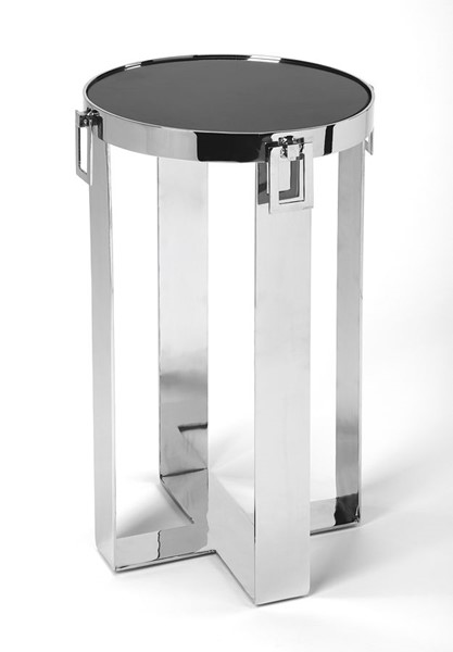 Butler Specialty Loft Westwood Silver Accent Table BSF-5344220