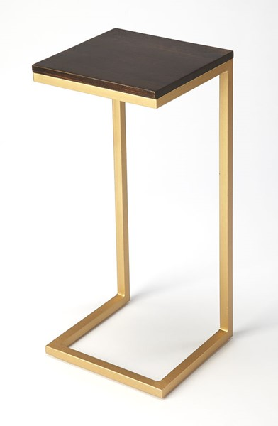 Butler Specialty Metalworks Kilmer Gold Accent Table BSF-5374226
