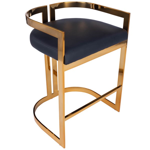 Butler Specialty Loft Clarence Black Counter Height Stool BSF-5377034