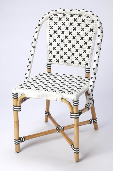 Butler Specialty Designers Edge Tenor White Dining Chair BSF-5398295