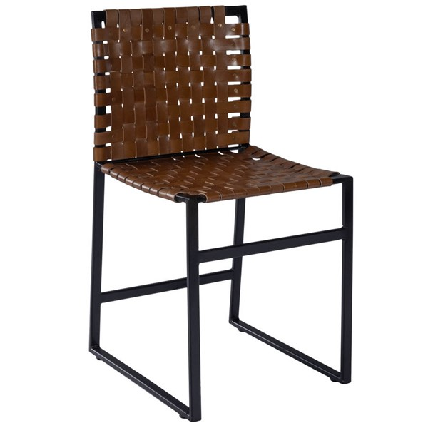 Butler Specialty Industrial Chic Urban Brown Chair BSF-5447344