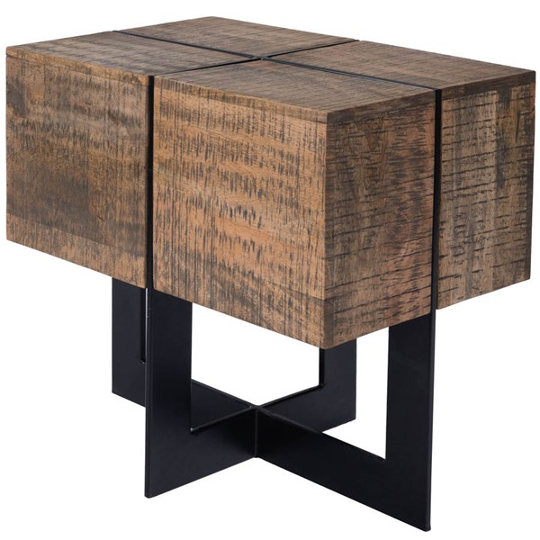 Butler Specialty Industrial Chic Andres Natural Coffee Table BSF-5457140