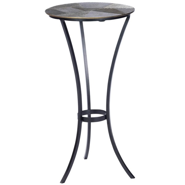 Butler Specialty Industrial Chic Gaston Gold End Table BSF-5477025