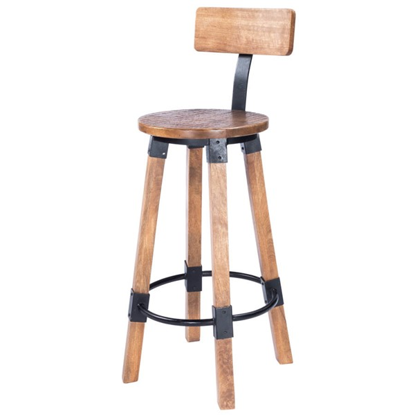 Butler Specialty Mountain Lodge Masterson Natural Wood Bar Stool BSF-5480330