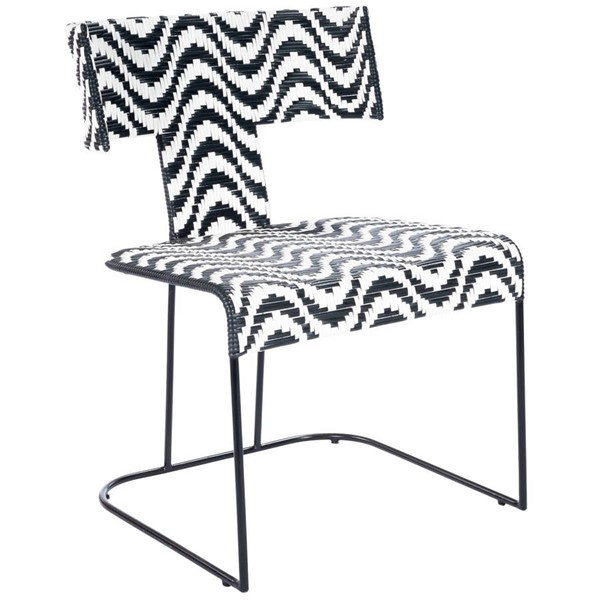Butler Specialty Designers Edge Vincentte Black Side Chair BSF-5484295