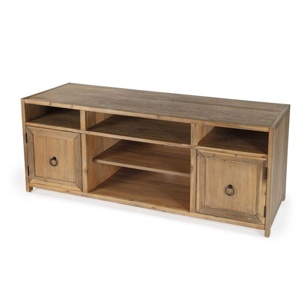 Butler Specialty Lark Natural Wood TV Stand BSF-5524312