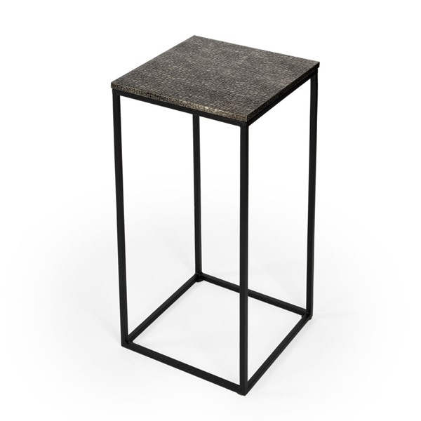 Butler Specialty Metalworks Lacrossa Silver End Table BSF-5559220