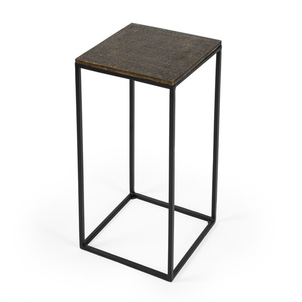 Butler Specialty Metalworks Lacrossa Gold End Table BSF-5559226
