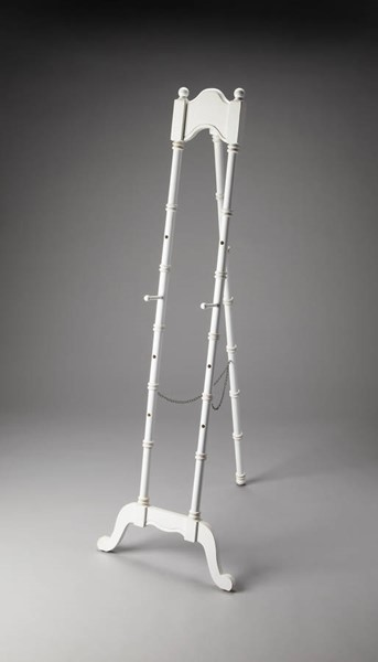 Masterpiece Monet Traditional Cottage White Easel bsf-6005222