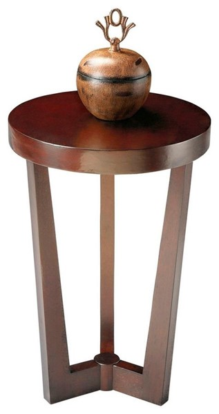 Butler Specialty Loft Aphra Dark Brown Accent Table BSF-6021022