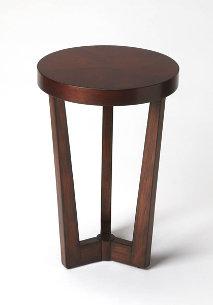 Butler Specialty Plantation Cherry Aphra Accent Table BSF-6021024