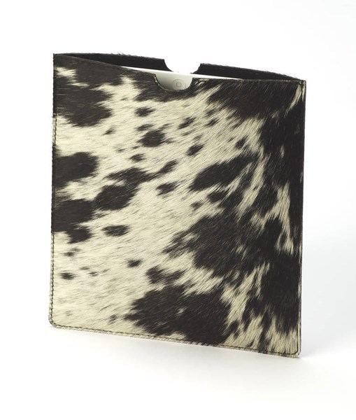 Hors D Oeuvres San Angelo Modern Leather Polysuede Ipad Sleeve bsf-6151016