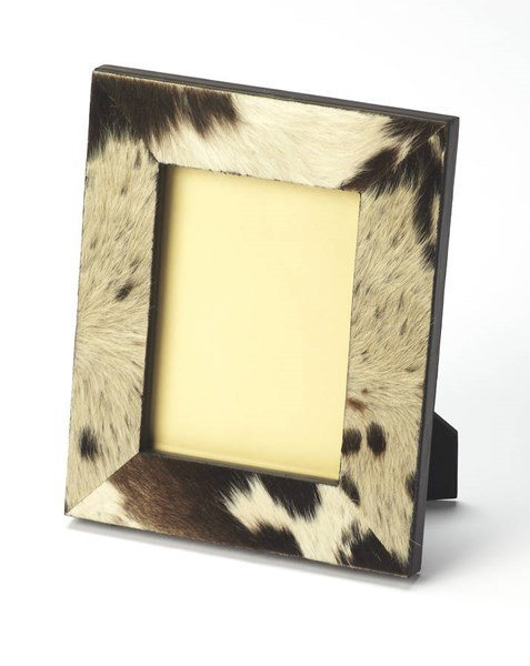 Butler Specialty Hors Doeuvres San Angelo Cowhide Picture Frame BSF-6152016