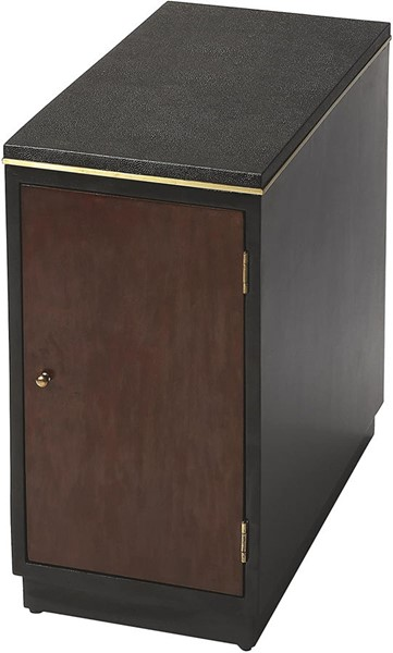 Butler Specialty Modern Expressions Onyx Chairside Table BSF-6176260