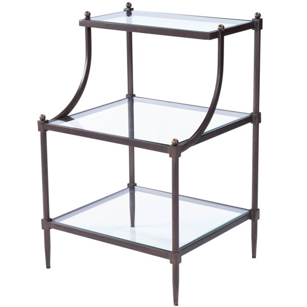 Butler Specialty Loft Peninsula Tiered Side Table BSF-7015030