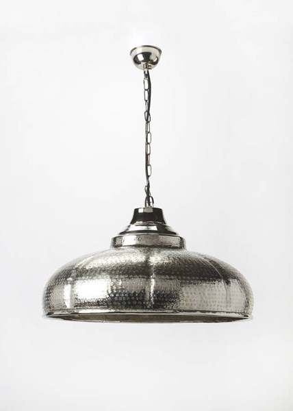 Hors D Oeuvres Transitional Nickel Aluminium 1 Lt Pendant BSF-7153116