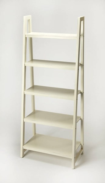 Butler Specialty Masterpiece White Tall Bookcase BSF-9342288