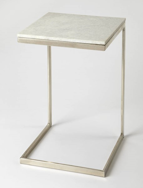 Butler Specialty Loft Lawler Nickel End Table BSF-9349220