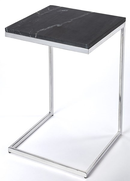 Butler Specialty Loft Lawler Black Marble End Table BSF-9349414