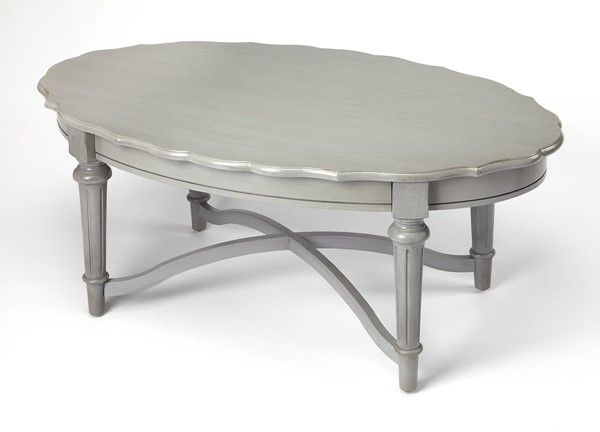 Butler Specialty Masterpiece Kendrick Gray Coffee Table BSF-9358329