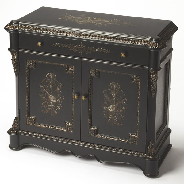 Butler Specialty Smithsonian Black Chest bsf-9406346