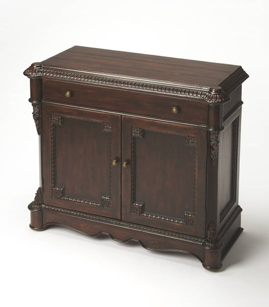 Butler Specialty Smithsonian Brown Chest BSF-9406347