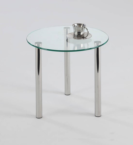 Modern Stainless Steel Round Lamp Table Legs CHF-3219-LT-B