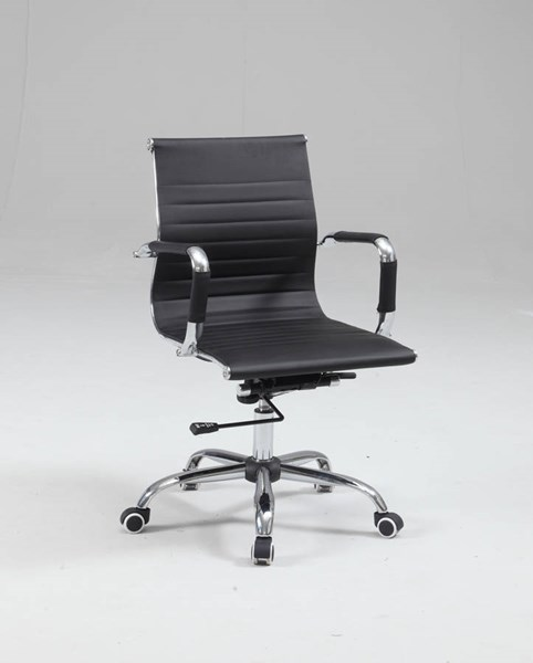 Chintaly Imports Adjustable Office Chair CHF-4918-CCH-VAR