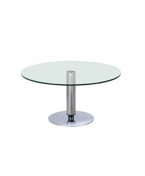 Chintaly Imports Round Hi Low Dining Table CHF-8129-DT
