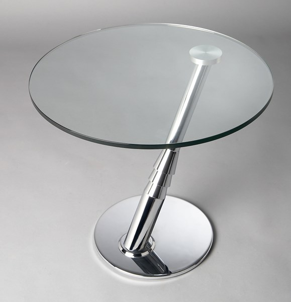 Three Level Motion 2 Pc Cocktail Table & End Table Set 8160-Ct-S CHF-8160-CT-S