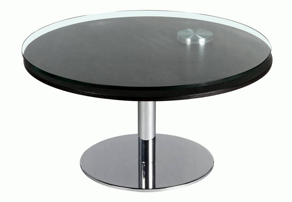 Glass Motion Cocktail Table CHF-8176-CT-T
