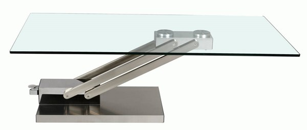 Chrome Stainless Steel Solid Base Only CHF-9103-CT-B