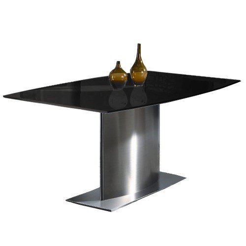 Cynthia Black Surf Marble Dining Table Top CHF-CYNTHIA-DT-BLK-T