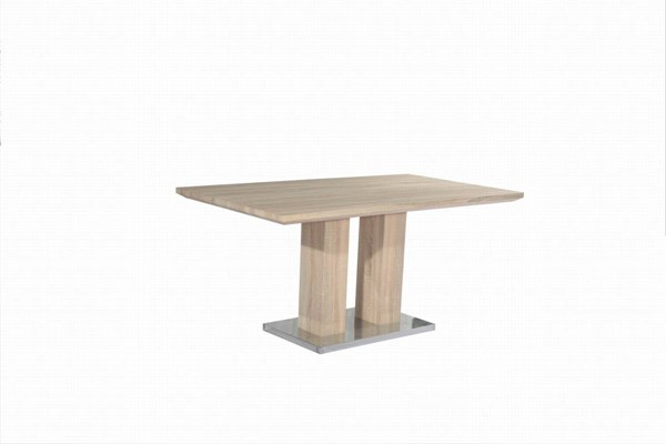 Josephine Stainless Steel Dining Table Base Plate CHF-JOSEPHINE-DT-B
