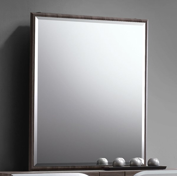 Chintaly Imports London Bevel Edge Mirror CHF-LONDON-MIR