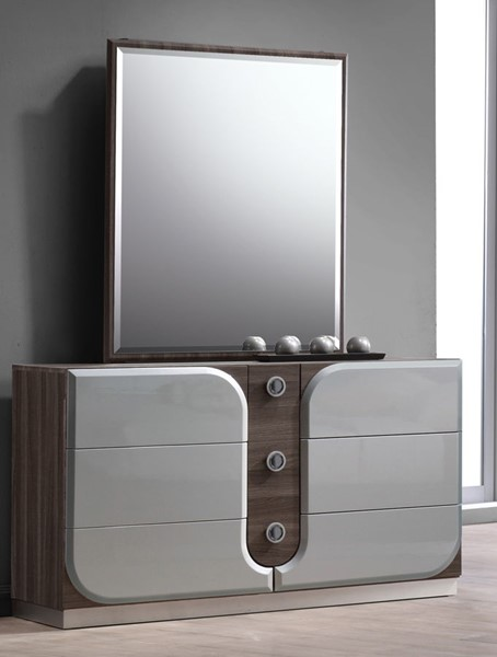 Chintaly Imports London Dresser and Mirror CHF-LONDON-DRS-MIR