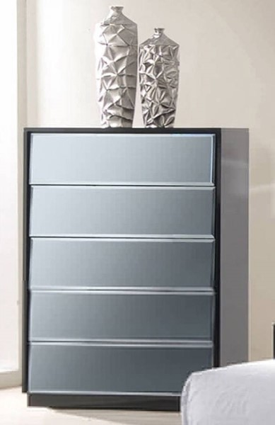 Chintaly Imports Venice 5 Drawers Chest CHF-VENICE-CHT